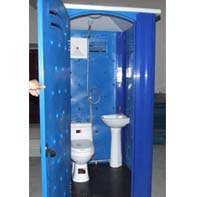 Amazing Portable Toilet With Shower Composition Modern Style House - Portable bathroom with shower
