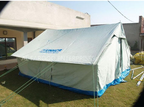 Refugee Tents Frame Tent Model NGO-03 OXFORD Fabric/ Cotton FabricWaterproof UV Resistant Fire Retardant Ask us for Material u0026 Sizes MOQ 10pcs ... & Refugee Tents | Tents for Refugees | Refugee Camp Tents | Refugee ...