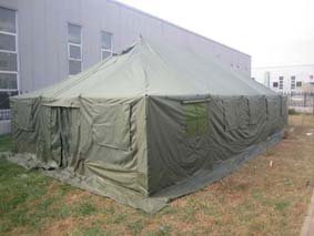 military tents 01